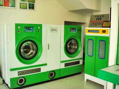 泰洁干洗机一套多少钱?