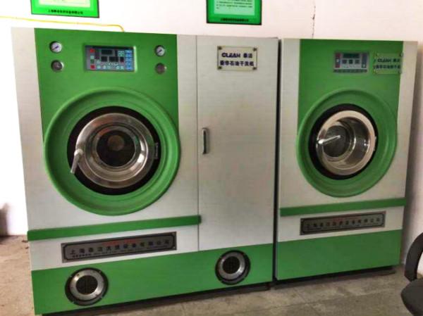 上海干洗机价格一般是多少?