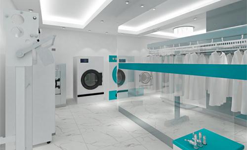 自助洗衣店加盟大概要多少钱