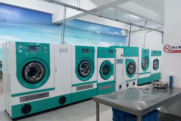 开一家中型干洗店设备花费多少钱
